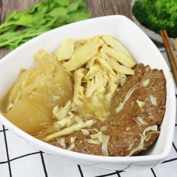 《【高興宴】素人上菜》醬香筍絲冬瓜焢肉1200g(5個工作天內出貨)