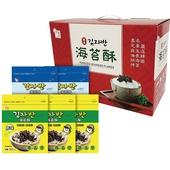 海苔酥禮盒(50公克*5)