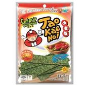 《泰國小老板》厚片海苔-32g /包(辣香味)