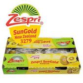 《紐西蘭ZESPRI》原裝 黃金圓頭奇異果(大尺寸3.3公斤/箱)(*1箱)