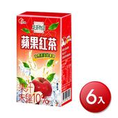 《果茶物語》蘋果紅茶(250ml*6包/組)