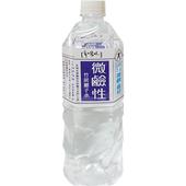 《多喝水》微鹼性竹炭離子水(850ml/瓶)