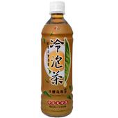 《光泉》冷泡茶-冰釀烏龍(無糖)(585ml/瓶)