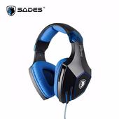 《Sades》Sades Antenna 阿蒂娜 Plus 電競耳麥 7.1 (USB)(Sades Antenna 阿蒂娜 Plus)