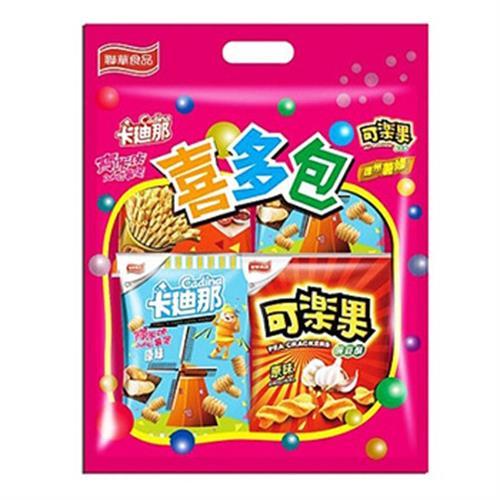 《聯華》七小喜多包量販袋(154g)
