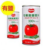 《《可果美》》番茄汁340ml/罐(有鹽*24(1箱))