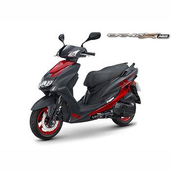 《YAMAHA山葉》5代新勁戰CygnusX 125 ABS版- 2018年新車(深灰黑紅(消光))
