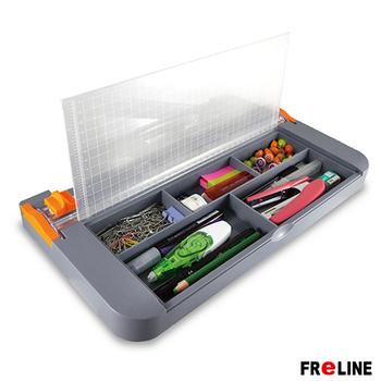 《FReLINE》多功能收納裁紙機 FC-181