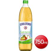 《即期2020.05.30 GEROLSTEINER迪洛斯汀》氣泡礦泉水-750ml/瓶(蘋果)
