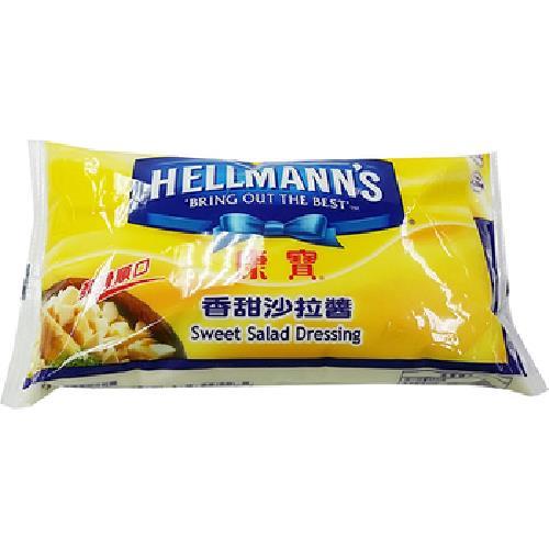 《康寶》香甜沙拉醬(500g/包)