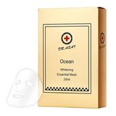 《淺井‧博士》海洋嫩白喚膚保濕面膜(25ml/6片/盒)