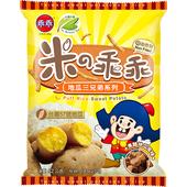 《限定版》米乖乖-52g/包(地瓜黑糖口味)