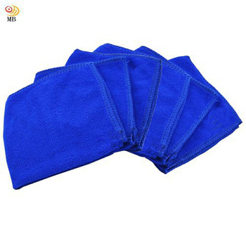 《月陽》超值6入薄款29cm超細纖維洗車巾吸水巾擦車布抹布 (N2929)