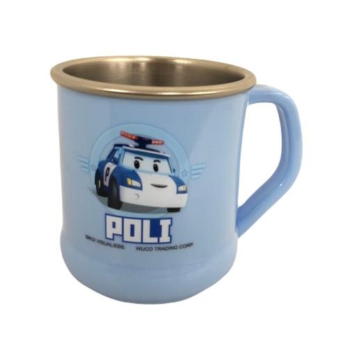 POLI不鏽鋼水杯-顏色隨機出貨(56506)