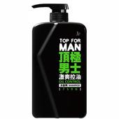 《脫普》頂極男士激爽控油洗髮精(750g)