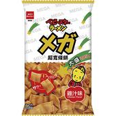 《模範生》超寬條餅大盛巨人包-雞汁口味(205g/包)