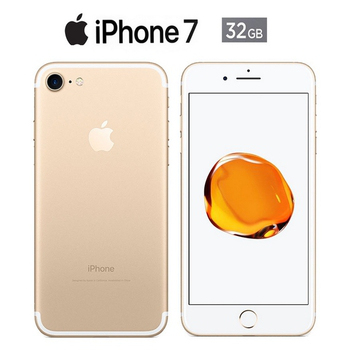 《Apple 蘋果》官方認證福利品 iPhone7 4.7吋智慧型手機(32G)(金)