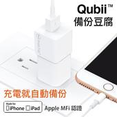 《Qubii》備份豆腐MKPQ-W $1190