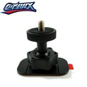 《Cotrax》3M黏貼式雲台車架/支架(行車紀錄器/相機適用)