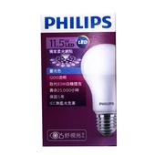 《飛利浦》LED廣角網點 11.5W(黃 929001928645)