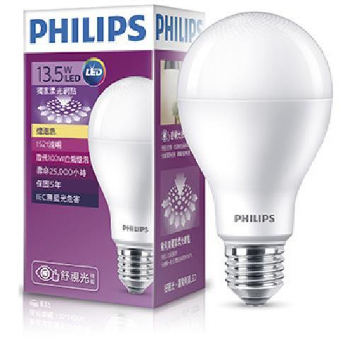 《飛利浦》LED廣角網點 11.5W(白929001928745)