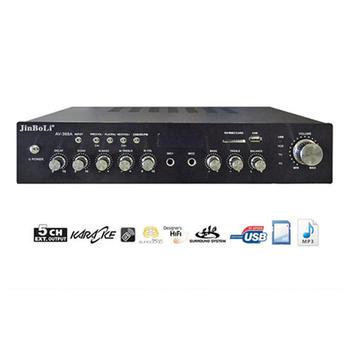 5.1聲道 USB/SD 多功能擴大機AV-368A