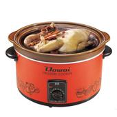《Dowai多偉》台灣製造陶瓷燉鍋DT-500
