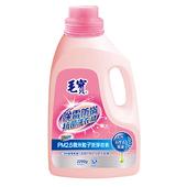 《毛寶》除霉防蹣PM2.5洗衣精(2200g/瓶)