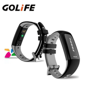 《Golife》Care-Xe 智慧悠遊觸控心率手環(悠遊卡)(單一規格)