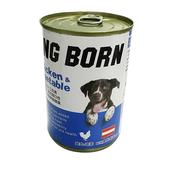 《奧地利KB》犬罐415g(雞肉+蔬菜/KB-D-0302)