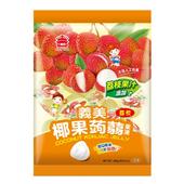 《義美》椰果蒟蒻果凍(荔枝)(848g/包)