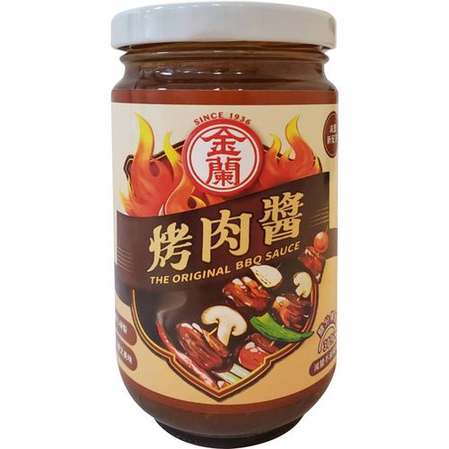 金蘭 烤肉醬(240公克)