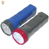 《月陽》超值2入迷你4LED充電式超強光手電筒露營燈(NM1293)