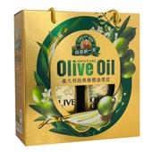 《得意的一天》義大利橄欖油禮盒(1L*2瓶)