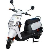 《錡明》EGB-A電動自行車(白色)