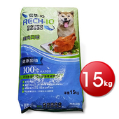 《富基10》愛犬食品 15KG/包(雞肉口味)