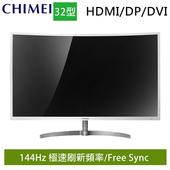 《CHIMEI奇美》32型VA曲面電競螢幕(ML-32C10F)(32C10F)