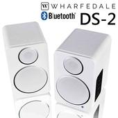 《Wharfedale》主動型喇叭 ✦ DS-2 藍芽 書架型 電腦喇叭 公司貨(白)