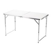 精實板鋁合金摺疊桌