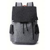 《TANGCOOL》電腦/休閒雙肩後背包(TC713-1-灰)