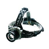 感應式USB充電調光LED頭燈(SWH-B910)