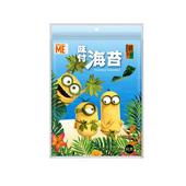 《橘平屋》36束味付海苔 (神偷奶爸系列)(31.2g±5%/包)