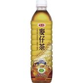 《愛之味》麥仔茶(590mlx4瓶/組)