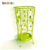 《DecoBox》舞藤wasabi圓形萬用傘桶(北歐工業風,傘架,紙簍,收納桶,花盆套,颱風,下雨)