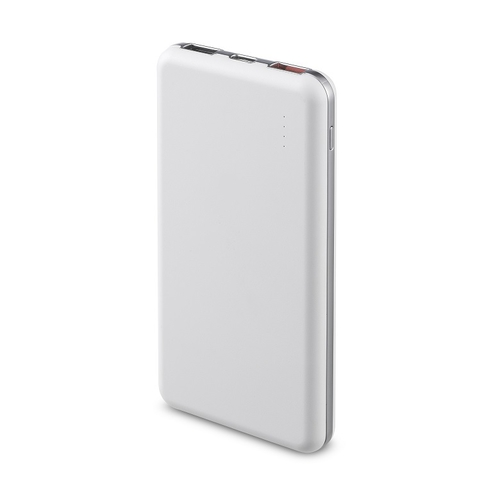 《MINIQ》QC3.0快速充電行動電源 10000mAh(MD-BP-047/白色)