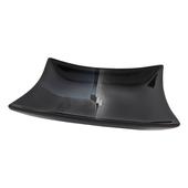 《SCENEAST》昕東方手工漆器-方形收納盤/墨黑(LCA-086-8)