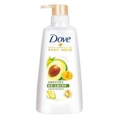 《多芬》強韌植萃洗髮乳酪梨精華500ml $109
