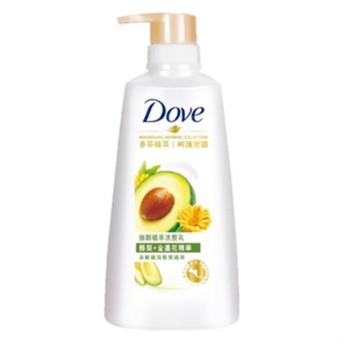《多芬》強韌植萃洗髮乳(酪梨精華500ml)