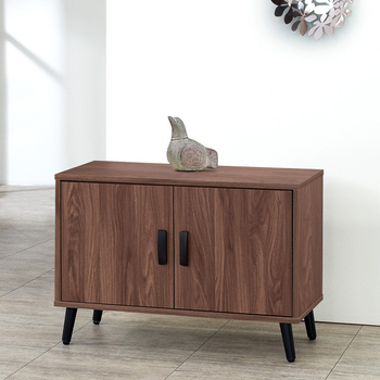 《Homelike》達倫2.7尺坐式鞋櫃