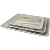 《SCENEAST》大理石紋漆器-12層無毒漆方托盤小-T009-1D22 $850